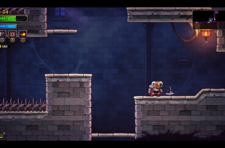 How to spinkick in Rogue Legacy 2