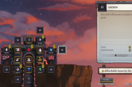 The best castle upgrades to invest in first in Rogue Legacy 2