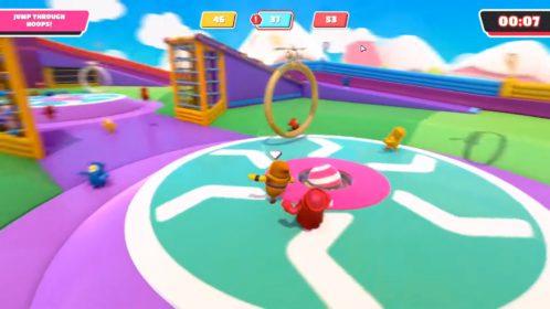 golden hoop (Hoopsie Daisy)