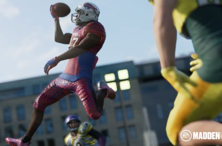 Madden 21's The Yard may re-ignite rivalry between EA and 2K