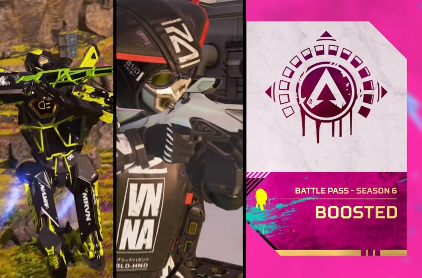 Battle Pass Season 6