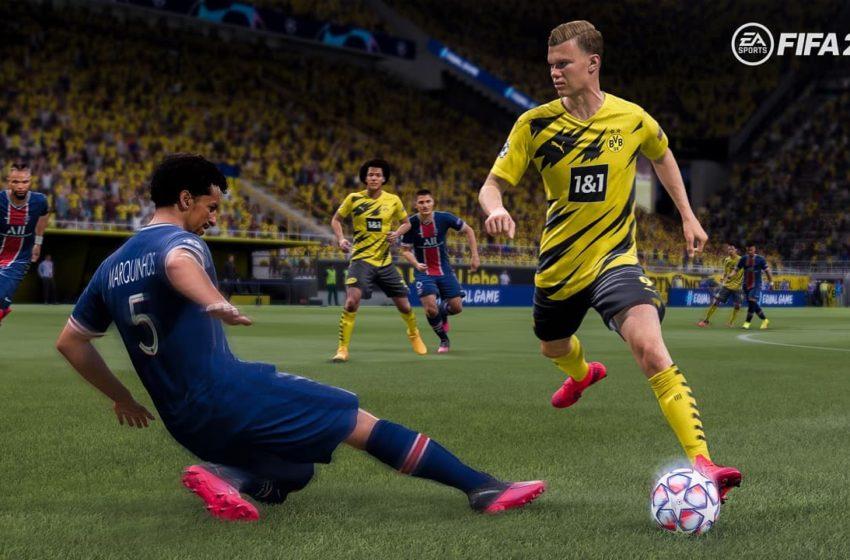 FIFA 21 Erling Haaland