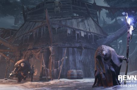 We played the Remnant: From the Ashes Subject 2923 DLC – Hands-on impressions