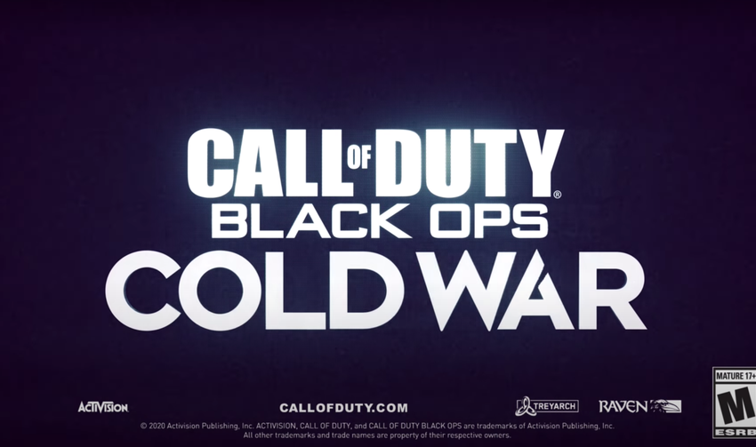 Call of Duty: Black Ops Cold War officially announced, full reveal coming soon