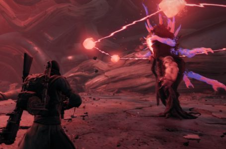 How to activate the rift to fight Harsgaard after dying in Remnant: From The Ashes