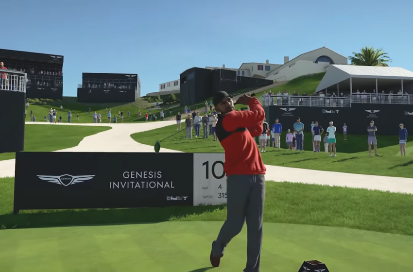 PGA Tour 2K21 crossplay, multiplayer, and Online Societies explained