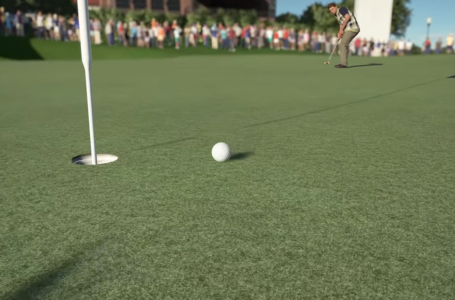 PGA Tour 2K21: Beginner's guide to putting – Controls, tips, and more