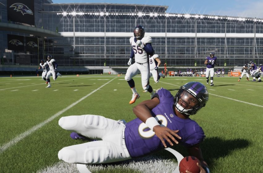 How to slide in Madden 21