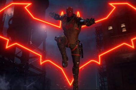 Who are the voice actors in Gotham Knights?