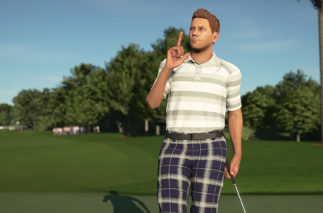 PGA Tour 2K21: How to add hills in Course Designer