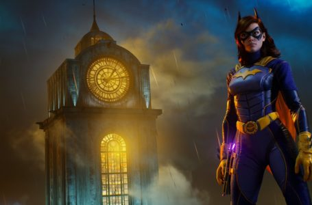 What is the release date of Gotham Knights?