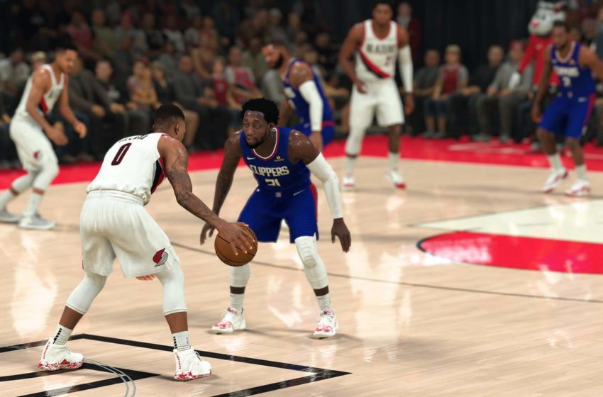What's in the NBA 2K21 demo?
