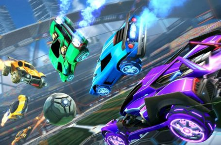When will Rocket League be free to play?
