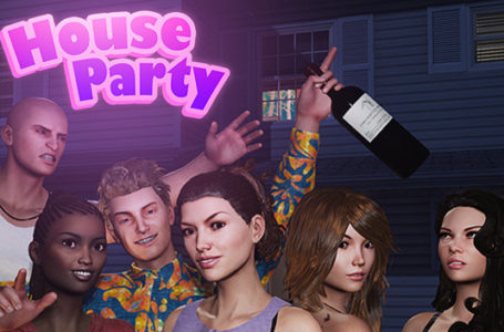 All console commands for House Party