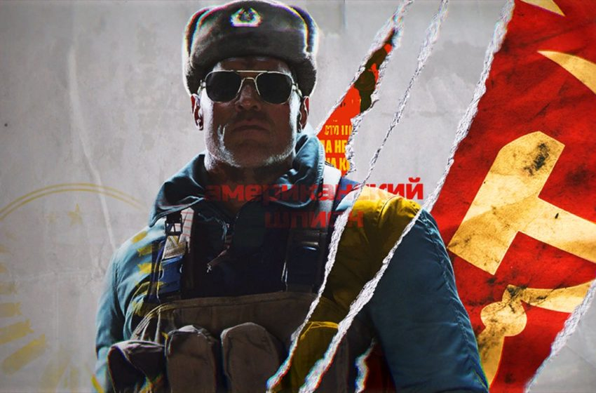 Call of Duty: Black Ops Cold War Soviet