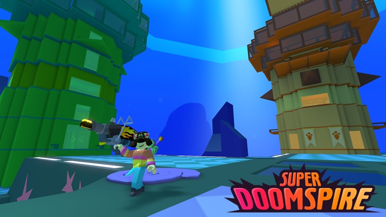 Roblox Super Doomspire codes (September 2020)