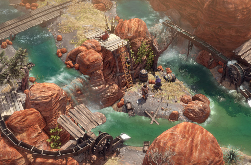 What is the save file location for Desperados III PC?