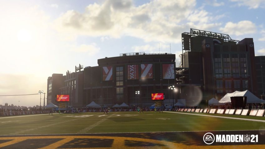 All The Yard locations and rules in Madden 21 | Gamepur