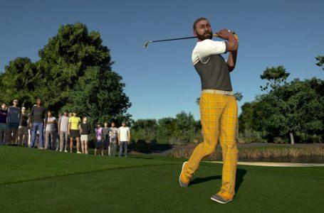 How Divot Derby works in PGA Tour 2K21