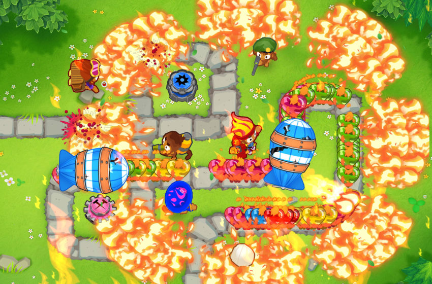 The best heroes in Bloons TD 6
