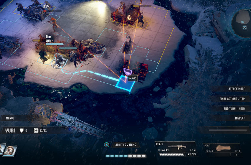 How to take cover in Wasteland 3