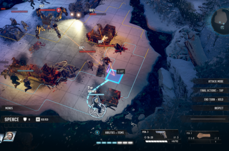 How to flank in Wasteland 3