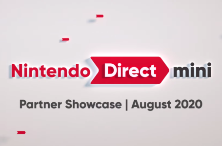 Everything revealed in Nintendo Direct Mini: Partner Showcase August 2020