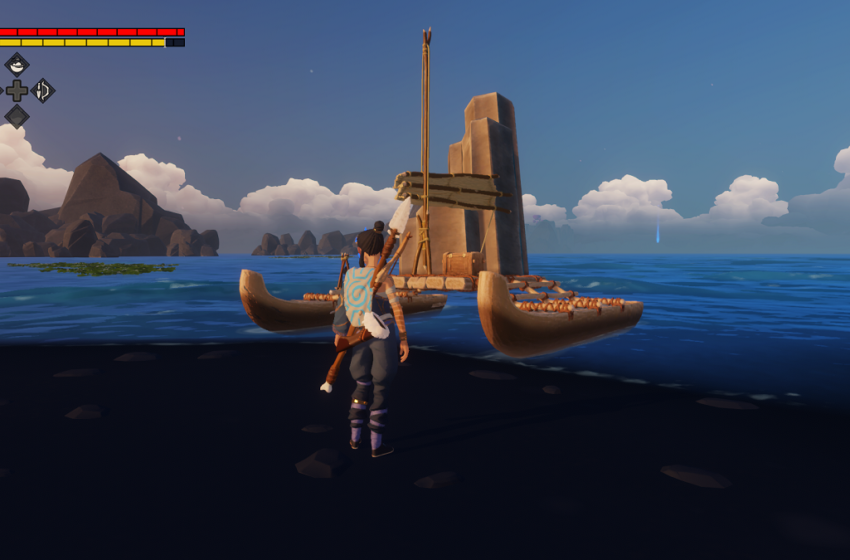 How to upgrade your boat in Windbound