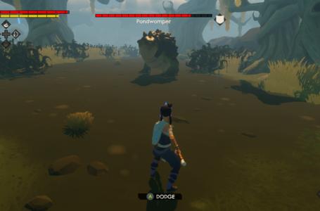 How to kill a Pondwomper in Windbound