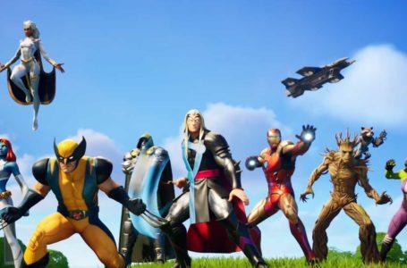 Fortnite Chapter 2 Season 4 Week 5 – map challenges