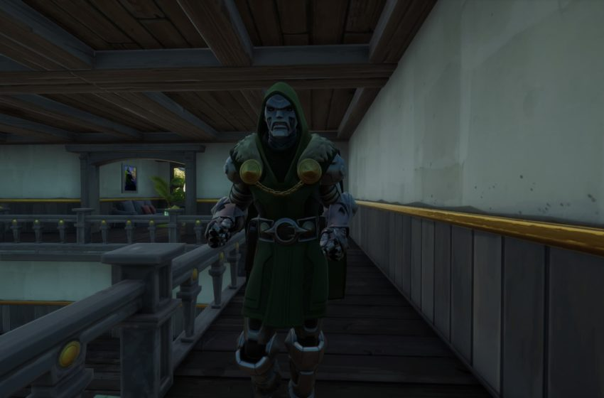 Fortnite Doctor Doom