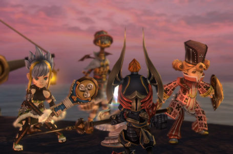 Mines of Cathuriges walkthrough – Final Fantasy: Crystal Chronicles Remastered