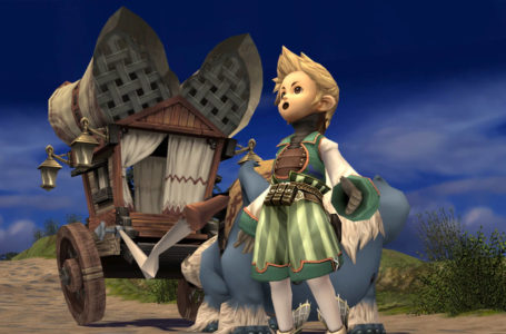 Moogle grooming guide in Final Fantasy: Crystal Chronicles Remastered
