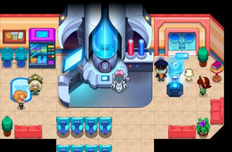 How to change your team, and set rosters in Nexomon: Extinction