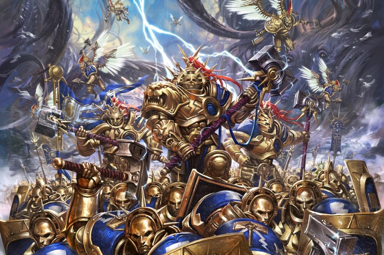 Storm Ground Age of Sigmar Warhammer