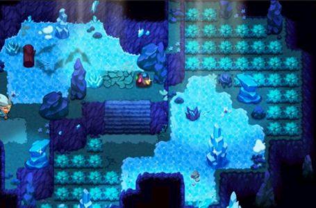 How to get through the Frozen Caverns in Nexomon: Extinction