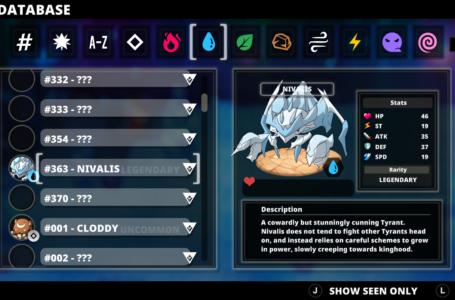 How to beat the Nivalis boss fight in Nexomon: Extinction