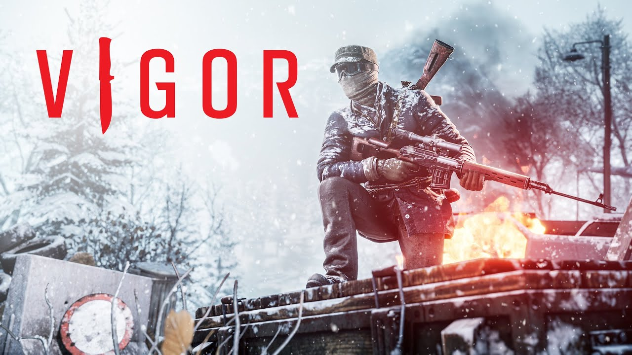When will Vigor release on PS4 & Switch?
