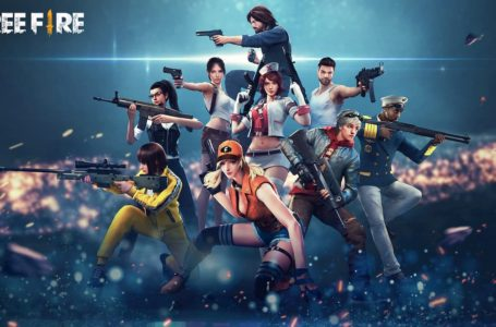 Garena Free Fire redeem codes (April 2021)