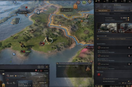How to get knights and what do they do in Crusader Kings 3?