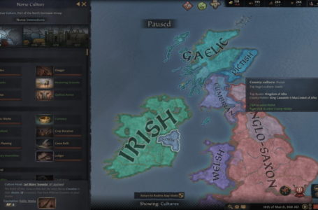 How to convert a population to your culture in Crusader Kings 3