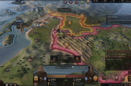 How to win a war and increase your War Score in Crusader Kings 3
