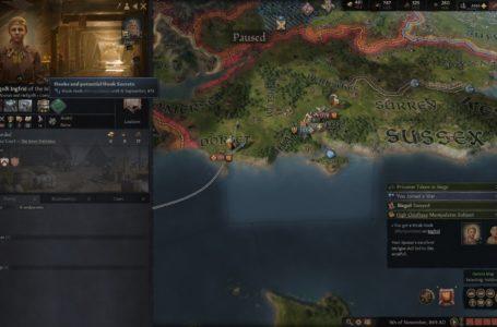 How to get a weak hook in Crusader Kings 3