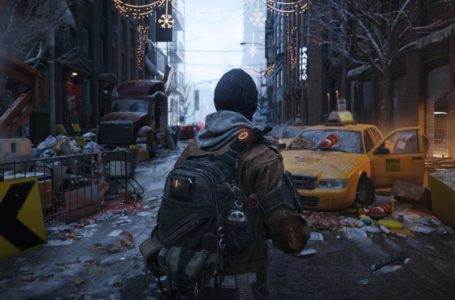 How to get The Division for free on PC