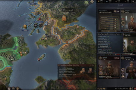 How to increase opinion of yourself and others in Crusader Kings 3