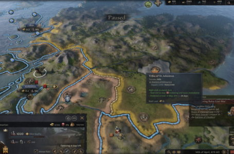 How to go raiding in Crusader Kings 3