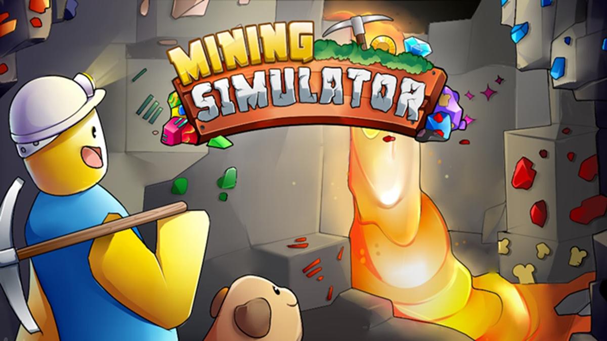 Mining Simulator codes in Roblox (September 2020)