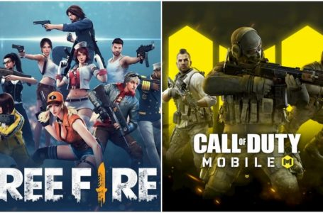 Are Garena Free Fire and COD Mobile banned in India?
