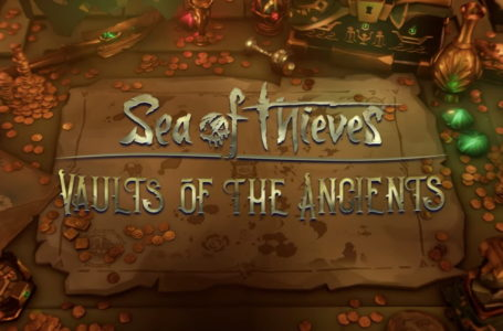 Sea of Thieves Vault of the Ancients update – Release date, new features, unlocking dogs, and more