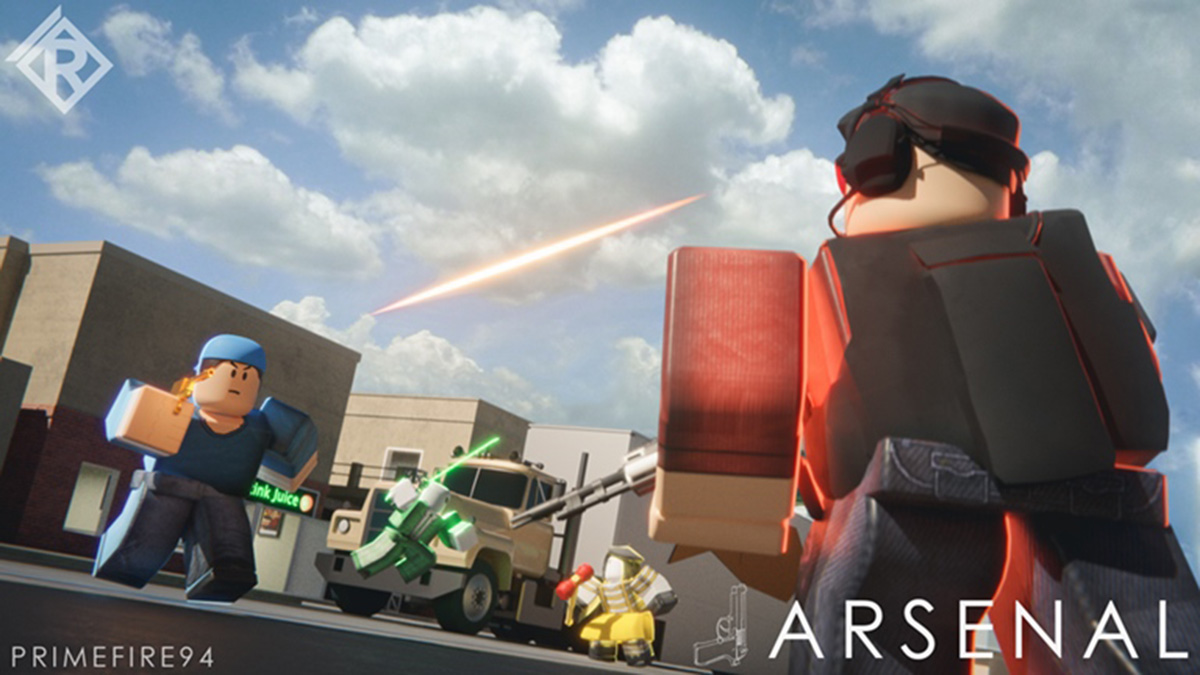 Arsenal codes in Roblox (September 2020)